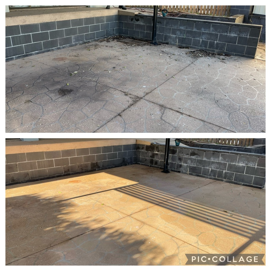 Water Pressure Cleaning